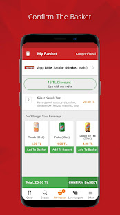 App Yemeksepeti - Order Food Easily APK for Windows Phone
