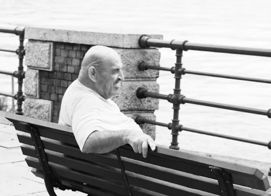 Uomo in attesa di Misst