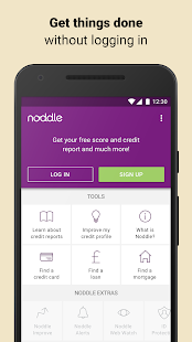 Noddle - Your free credit report & score.- screenshot thumbnail