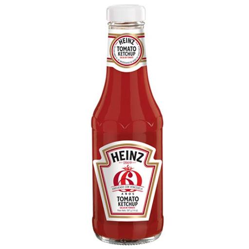 Ketchup Heinz Tomate 397Gr Salsa de Tomate Heinz indispensable para tu cocina
