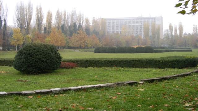 Botanical Garden Romania