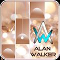 Alan Walker Piano Tiles Game