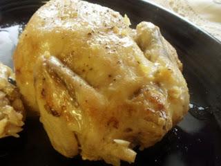 Crock Pot Rosemary Cornish Game Hen Recipe