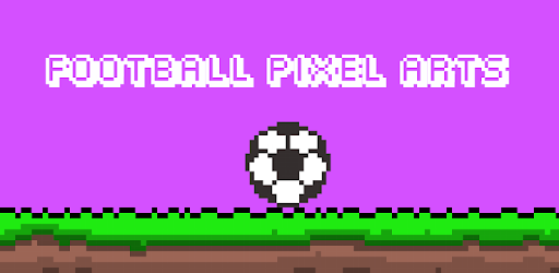 Football Pixel Art Logo Coloring Color By Number Pour Pc