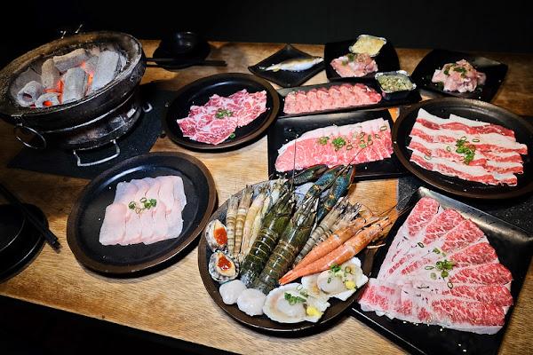 燒肉殿│忠孝敦化美食│肉質好海鮮超澎湃的燒肉吃到飽,現在21:30後還有送超好吃麻辣烤魚