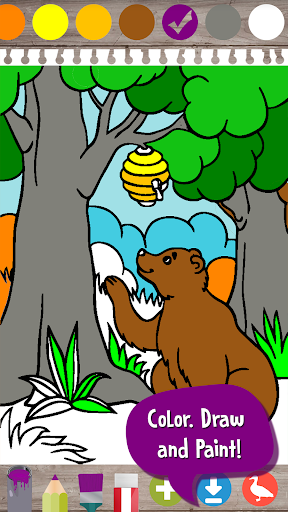 Kids Zoo Game: Preschool screenshot 5