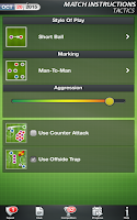 Screenshot of Football Director 16 - Soccer