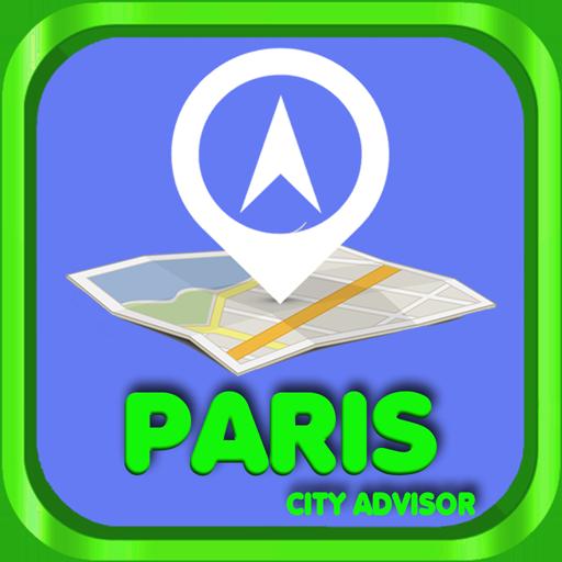 旅游のパリ市顧問 LOGO-記事Game