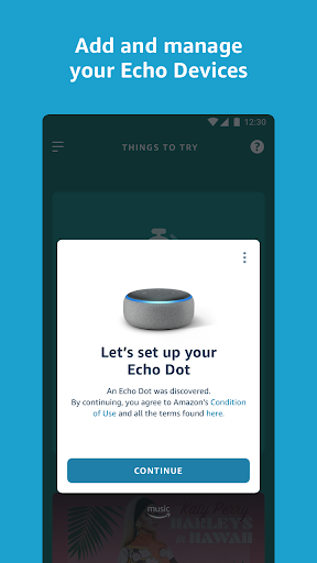 Screenshot for Amazon Alexa in United States Play Store