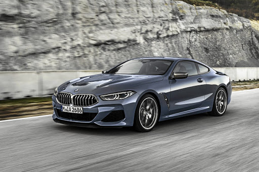 The design has stayed remarkably close to the original 2017 concept. Picture: BMW