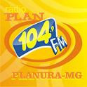 Rádio Plan Fm 104,9 icon