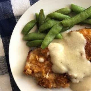 Country Fried Chicken with Creamy Gravy Recipe
