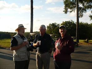 Photo: Dave Rowsen, Nelson Hawthorne and Luigi Ammons