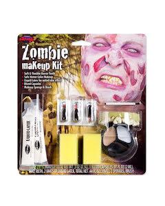 Sminkset, Zombie stor