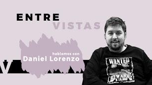 Daniel Lorenzo participa en una EntreVista de IG de LA VOZ.