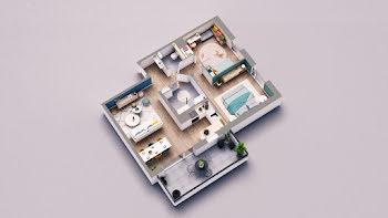 appartement à Artzenheim (68)