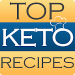 Keto Diet : Ketogenic And Low Carb Recipes Icon