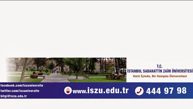 iszunv İstanbul Sabahattin Zaim Üniv. GooglePlus  Marka Hayran Sayfası