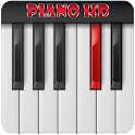 Super Piano Keyboard HD icon
