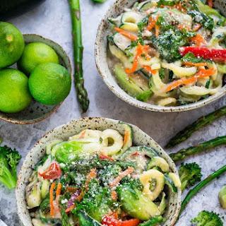 Cauliflower Broccoli Asparagus Recipes.