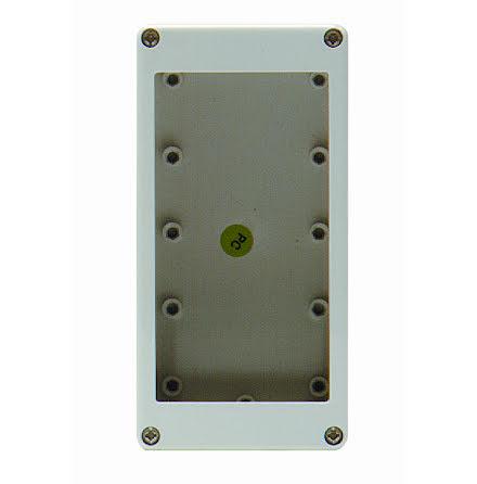 Kapsling 1 modul för SOL-paneler, 160x78x55mm