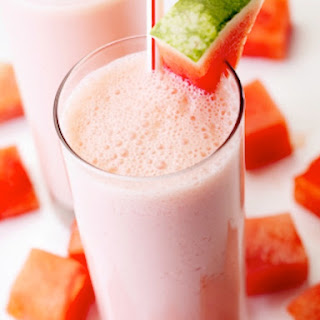 Easy Watermelon Smoothie.