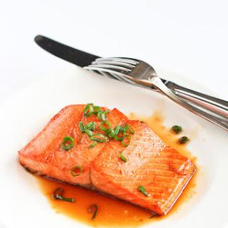 Sherry Glazed Salmon