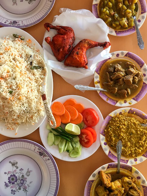 Biriani, omańska kuchnia