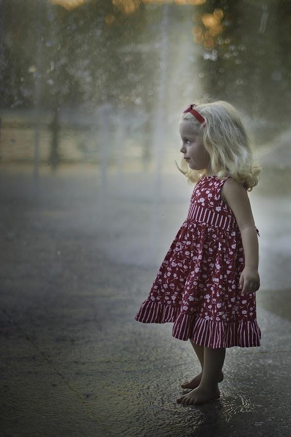 Waiting by Lazarina Karaivanova - Babies & Children Child Portraits