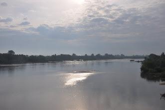 Photo: Szeroka rozlana Wisła pod Górą Kalwarią (duże zdjęcia, lepszy tryb pełnoekranowy)
