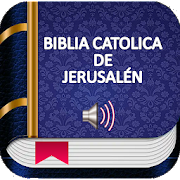 Bible Catholic Jerusalem with audio