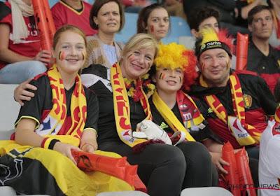 Les Flames comptent sur le douzième homme contre la Norvège