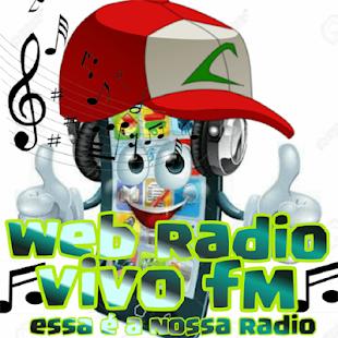 Download WEB RADIO VIVO FM For PC Windows and Mac apk screenshot 1