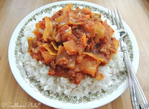 "Slow Cooker Cabbage""Todays recipe is one of the easiest cabbage casseroles you..."