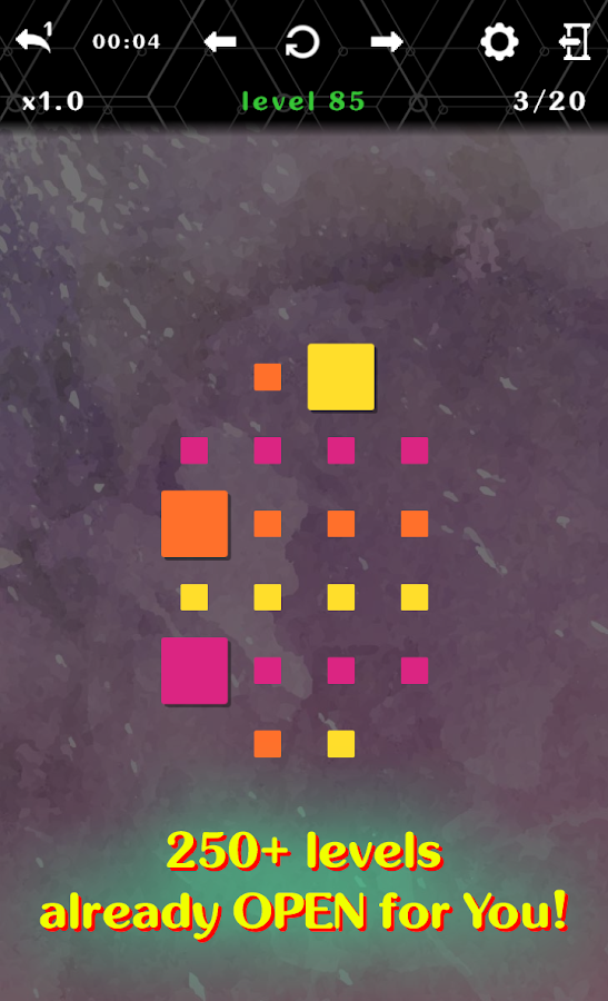 Puzzle: Color Picture logic game- screenshot