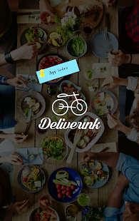 Deliverink:Food Delivery - náhled