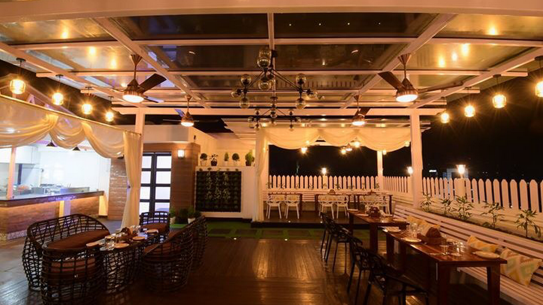 Olive Garden Rooftop Restro - Restaurant in guwahati