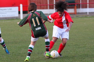 Photo: 17/03/14 v University of Leicester (BUCS fixture played at Oadby Town FC) 0-0 (4-1pens) - contributed by Rob Campion