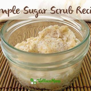 Luxurious Sugar Scrub