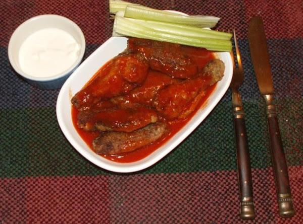 Buffalo Wings Sauce Recipe