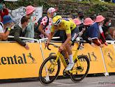 📷 Zo diep moesten de renners gaan in de langste etappe van de Tour de France