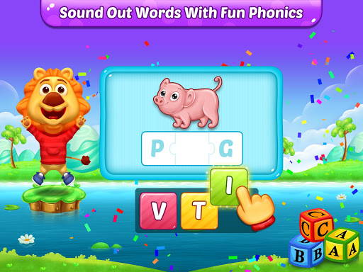 ABC Spelling - Spell & Phonics 1.1.2 screenshots 9