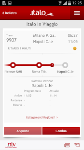 Italo Treno- screenshot thumbnail