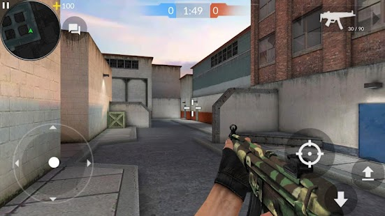 Critical Strike CS: Counter Terrorist Online FPS Screenshot