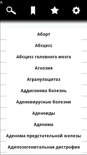 Справочник болезней