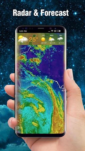 Weather radar & Global weather 16.6.0.6243_50109 Screenshots 3