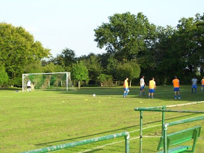 Photo: 02/09/10 v Hertford Heath (Herts Sen County League Div 1) 0-1 - contributed by Bob Davies