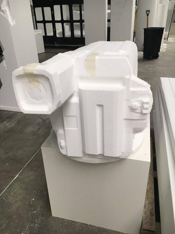 Dallas 3D blowup handycam - uitvergroting camera