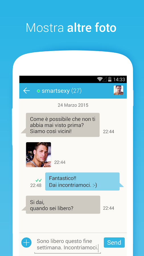 Gaydar. Incontri Gay.- screenshot
