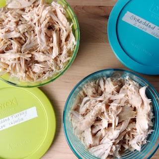 Meal Prep Slow Cooker Turkey Breast